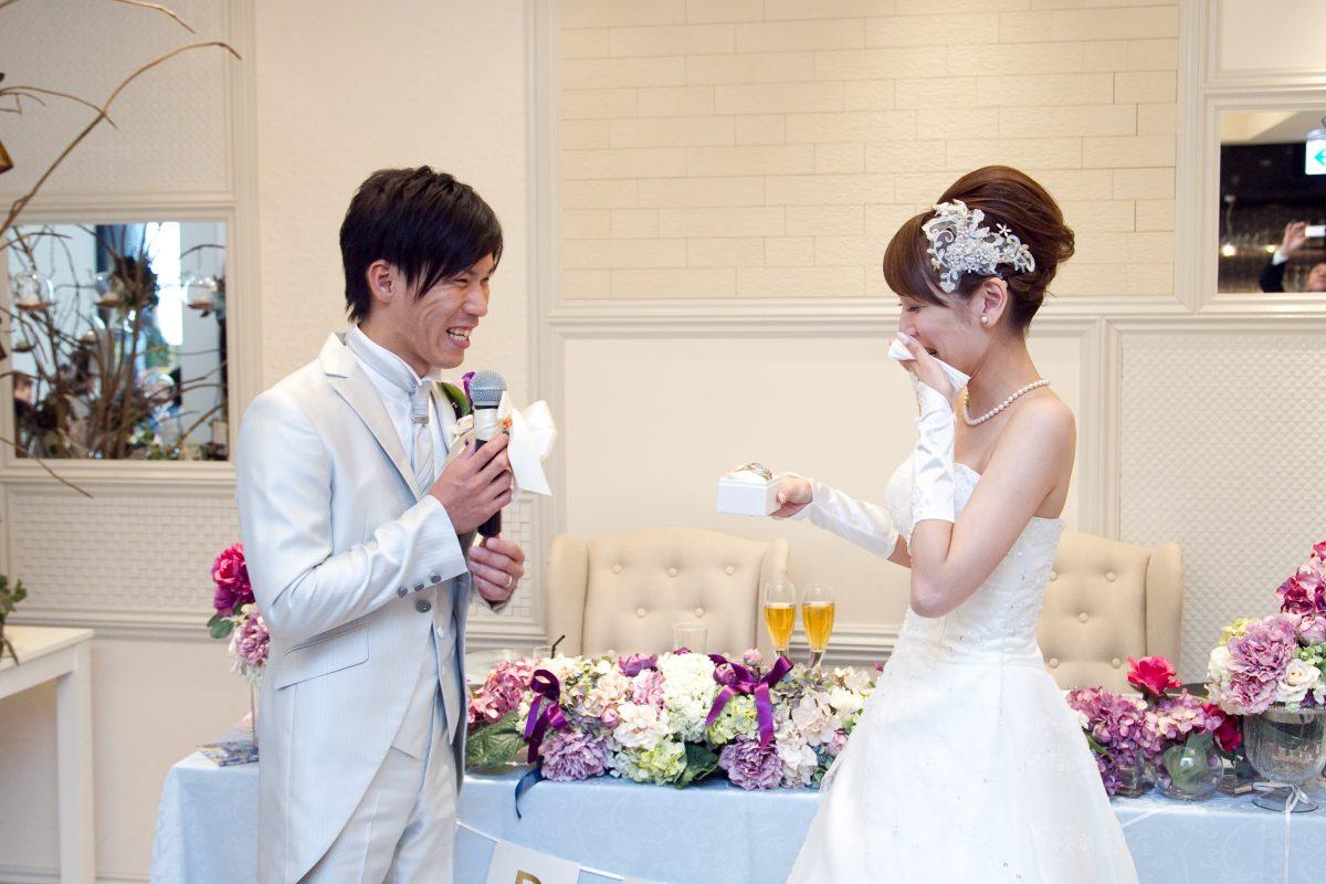 お子様も楽しめる結婚式を目指して♪