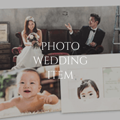 PHOTO WEDDING ITEM