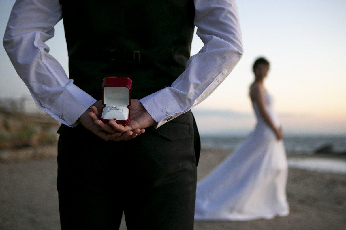 大切なプロポーズはもうすぐそこに