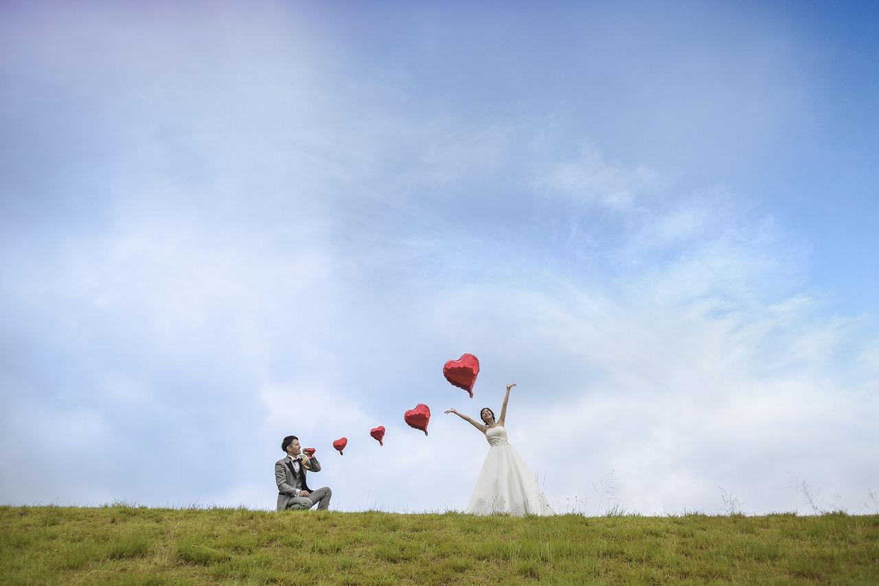 BIG LOVE!!!庄内緑地公園でオシャレな洋装ロケーション撮影!