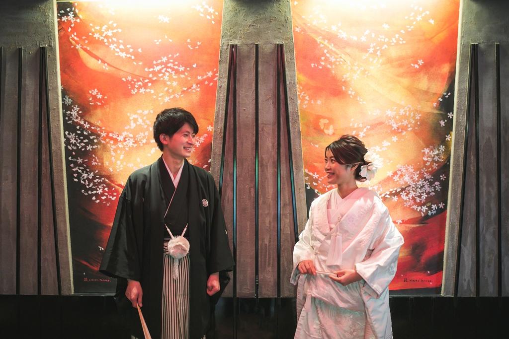 憧れの古川美術館で前撮り撮影♡