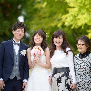家族前撮り写真19